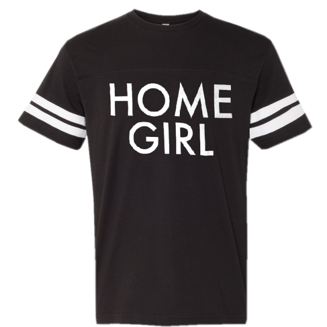 Chris Lane Black and White Football Jersey Tee