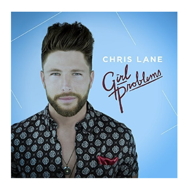 Chris Lane CD- Girl Problems
