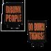 Drunk People Do Dumb Things